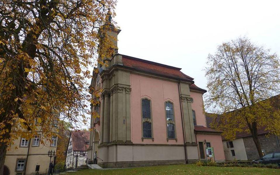 Messbach Kath. Kirche Hl. Dreifaltigkeit